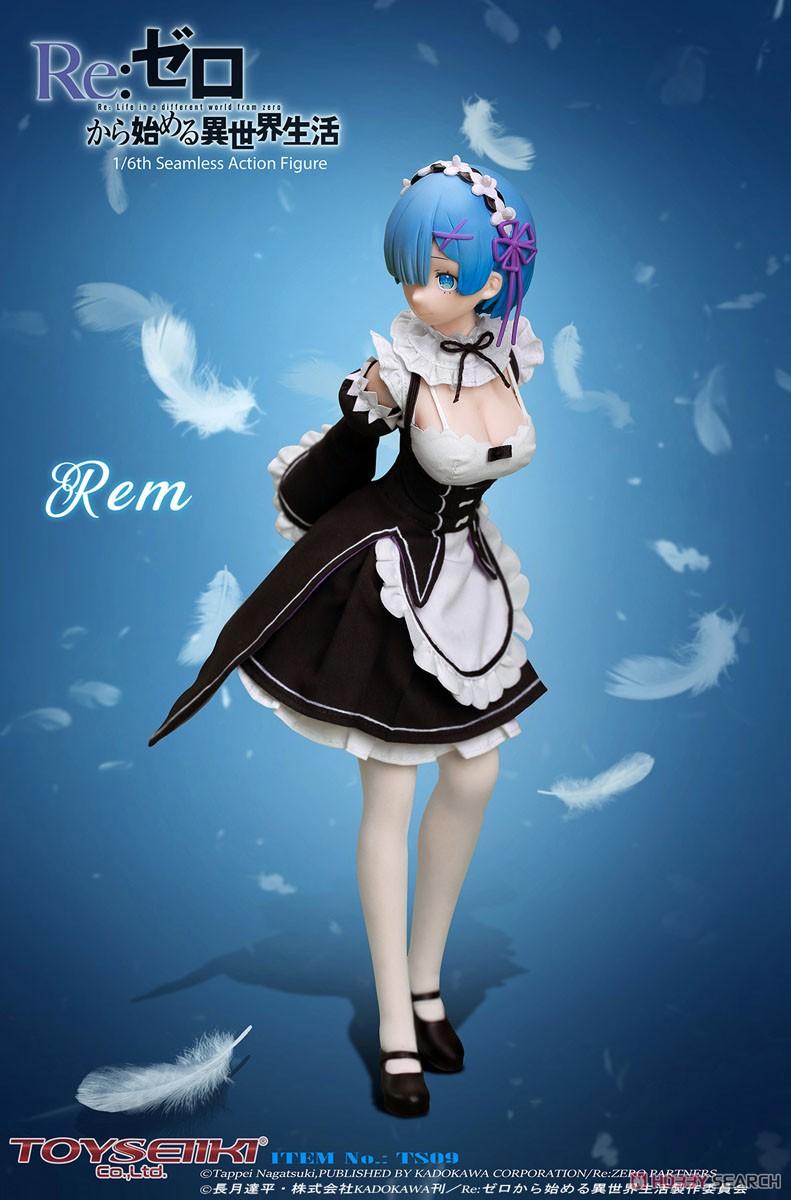 Re:ゼロから始める異世界生活『レム』1/6 シームレスアクションフィギュア-003