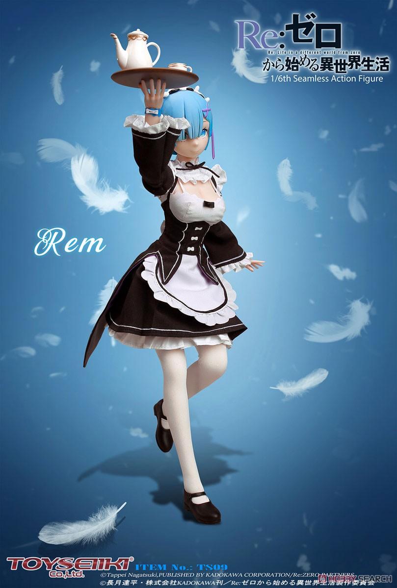 Re:ゼロから始める異世界生活『レム』1/6 シームレスアクションフィギュア-004