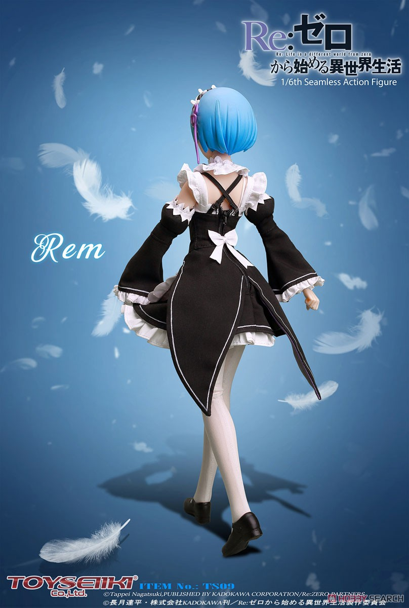 Re:ゼロから始める異世界生活『レム』1/6 シームレスアクションフィギュア-005