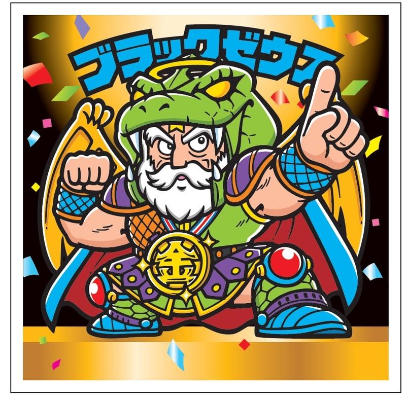 【食玩】ビックリマン『悪魔だらけのビックリマンチョコ』30個入りBOX-006
