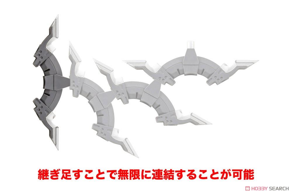 M.S.G へヴィウェポンユニット24『アルナイルロッド』プラモデル-006