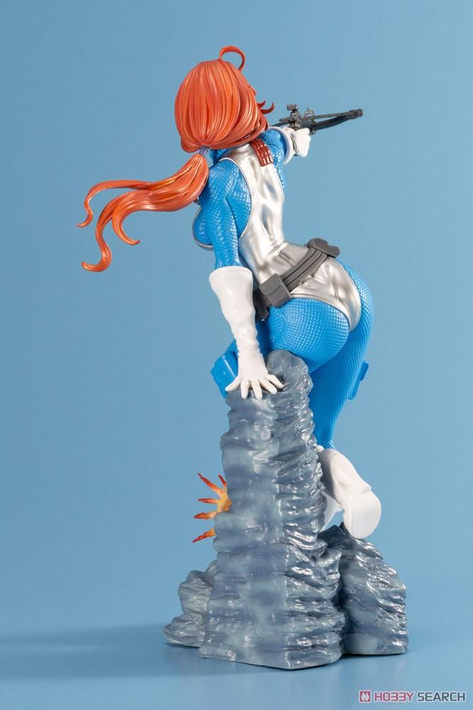 G.I. JOE美少女『スカーレット スカイブルー 限定版』G.I.ジョー 1/7 完成品フィギュア-005