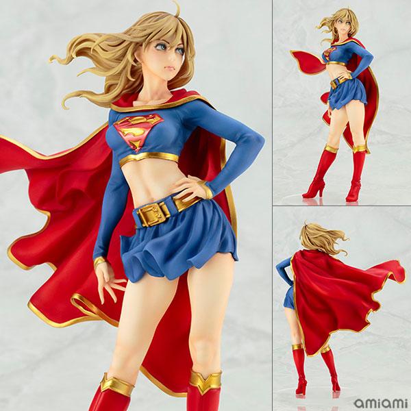 【再販】DC COMICS美少女『スーパーガール リターンズ』1/7 完成品フィギュア