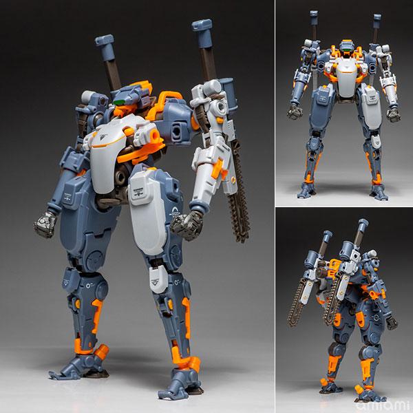 """ROBOT BUILD『RB-09 RONIN """"浪人""""(ユニバーサルカラーVer)』駆機製ロボットビルド 可動フィギュア"""