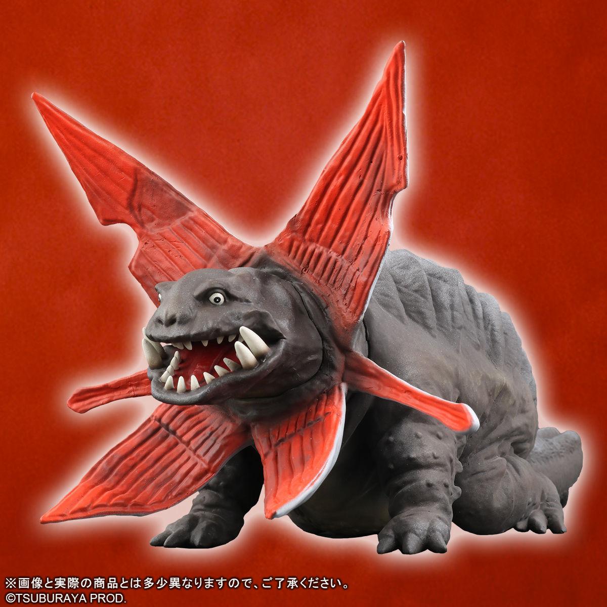 【限定販売】ウルトラ大怪獣シリーズ5000『ガボラ/ムルチ』完成品フィギュア-005
