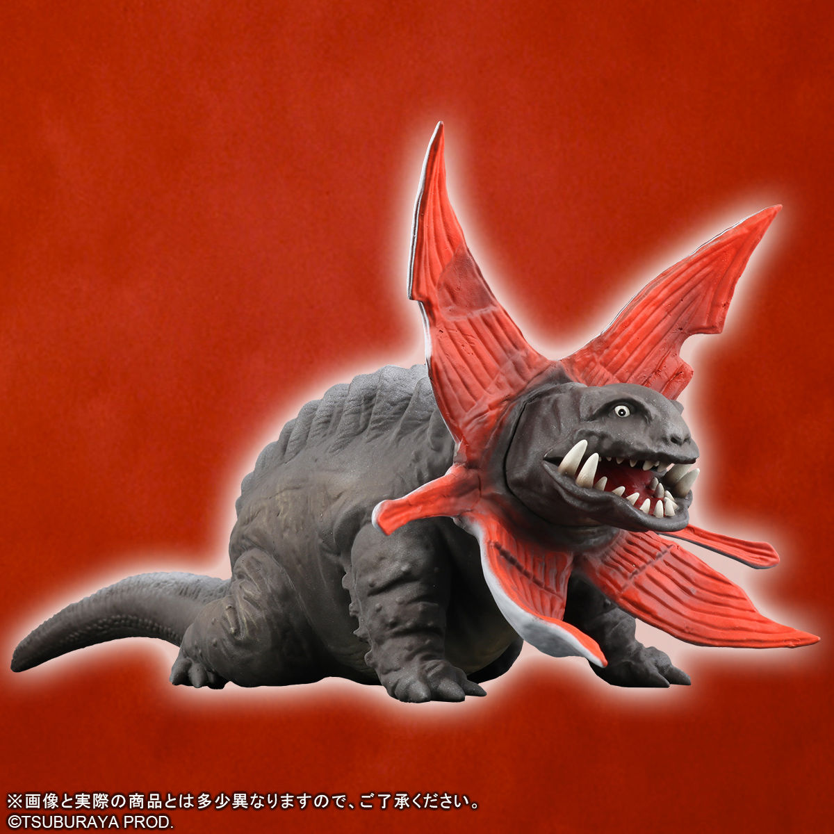 【限定販売】ウルトラ大怪獣シリーズ5000『ガボラ/ムルチ』完成品フィギュア-006