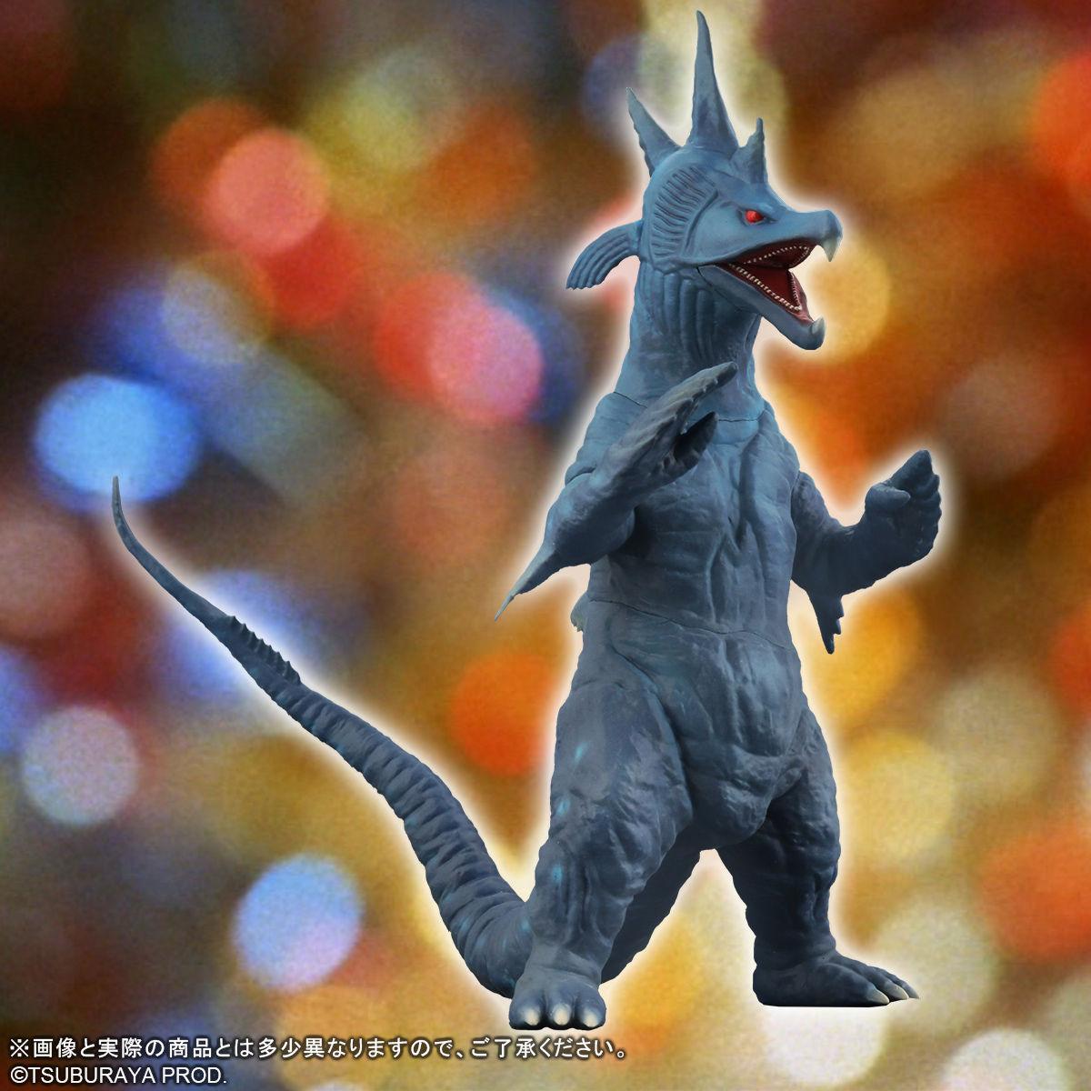 【限定販売】ウルトラ大怪獣シリーズ5000『ガボラ/ムルチ』完成品フィギュア-008
