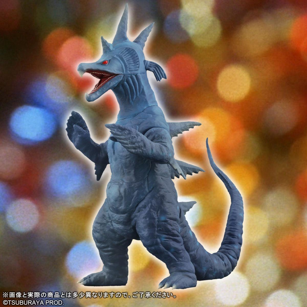 【限定販売】ウルトラ大怪獣シリーズ5000『ガボラ/ムルチ』完成品フィギュア-009