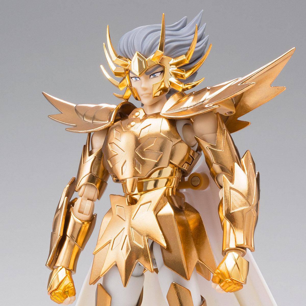【限定販売】聖闘士聖衣神話EX『キャンサー デスマスク ~ORIGINAL COLOR EDITION~』可動フィギュア-001