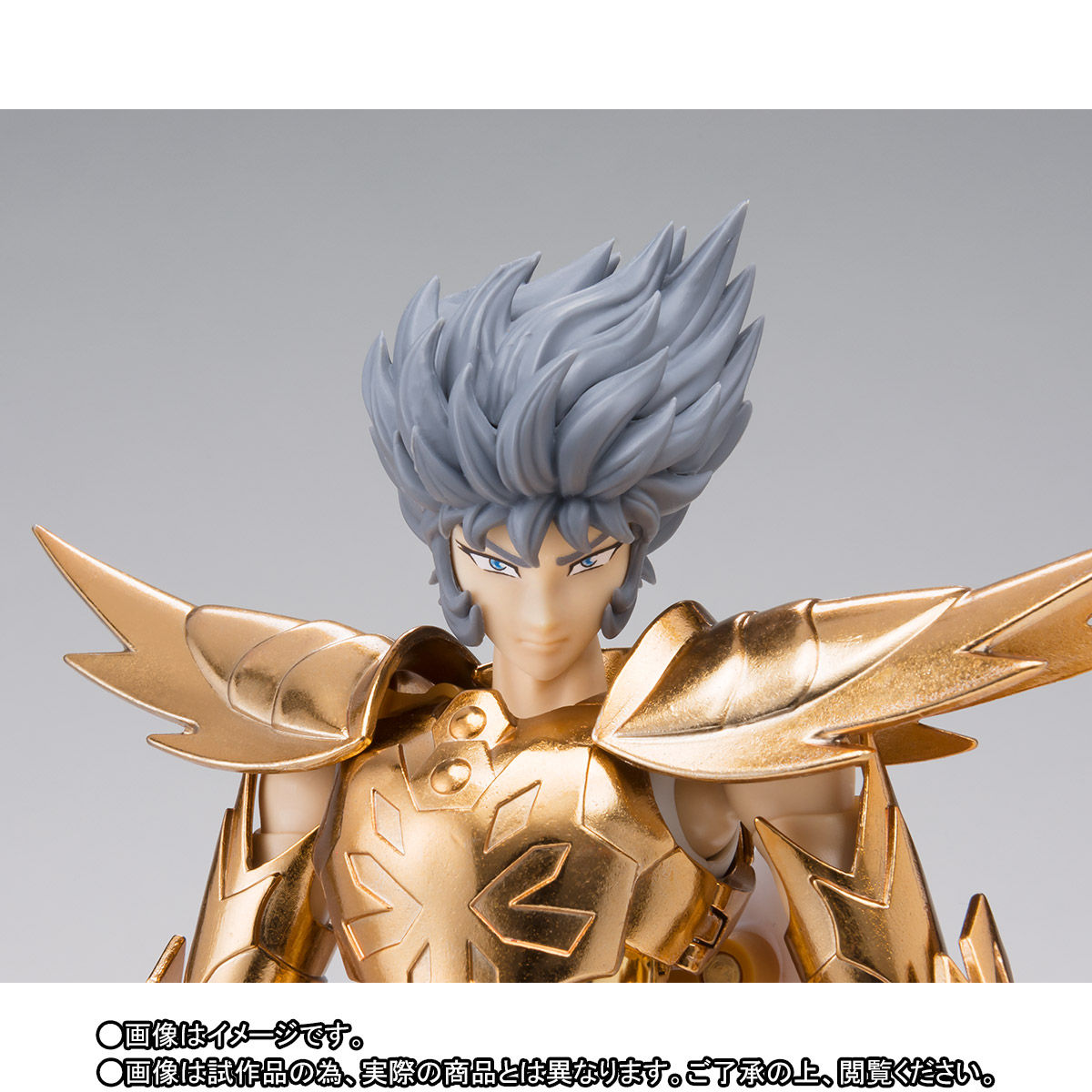 【限定販売】聖闘士聖衣神話EX『キャンサー デスマスク ~ORIGINAL COLOR EDITION~』可動フィギュア-003