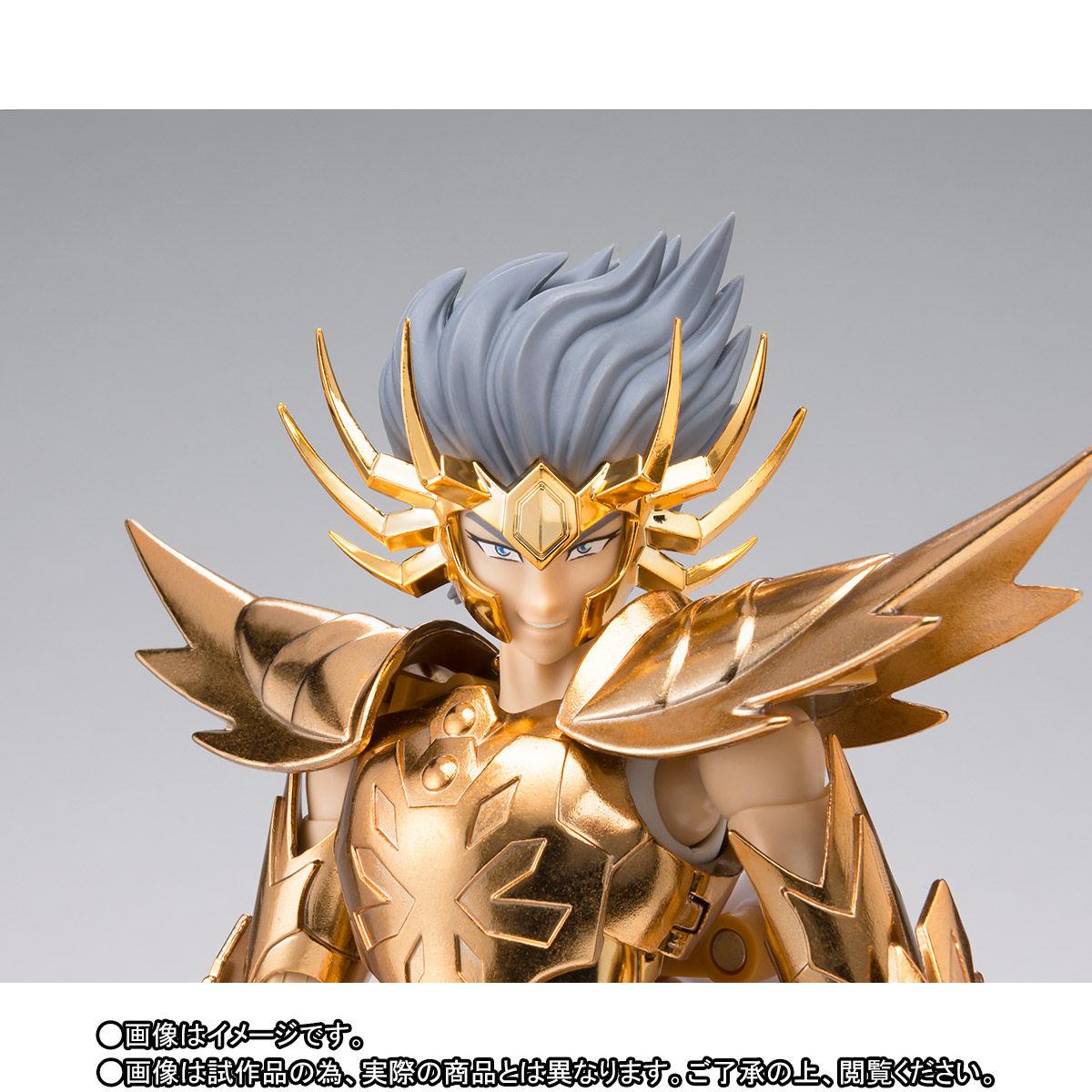 【限定販売】聖闘士聖衣神話EX『キャンサー デスマスク ~ORIGINAL COLOR EDITION~』可動フィギュア-004
