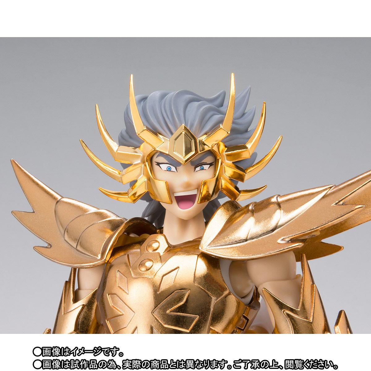 【限定販売】聖闘士聖衣神話EX『キャンサー デスマスク ~ORIGINAL COLOR EDITION~』可動フィギュア-005