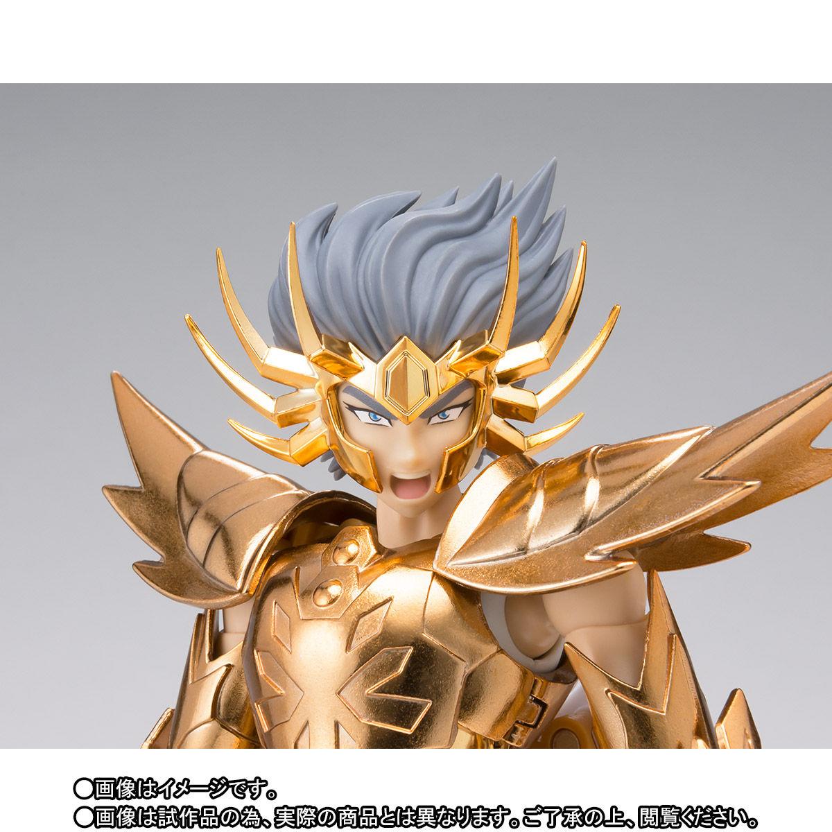 【限定販売】聖闘士聖衣神話EX『キャンサー デスマスク ~ORIGINAL COLOR EDITION~』可動フィギュア-006