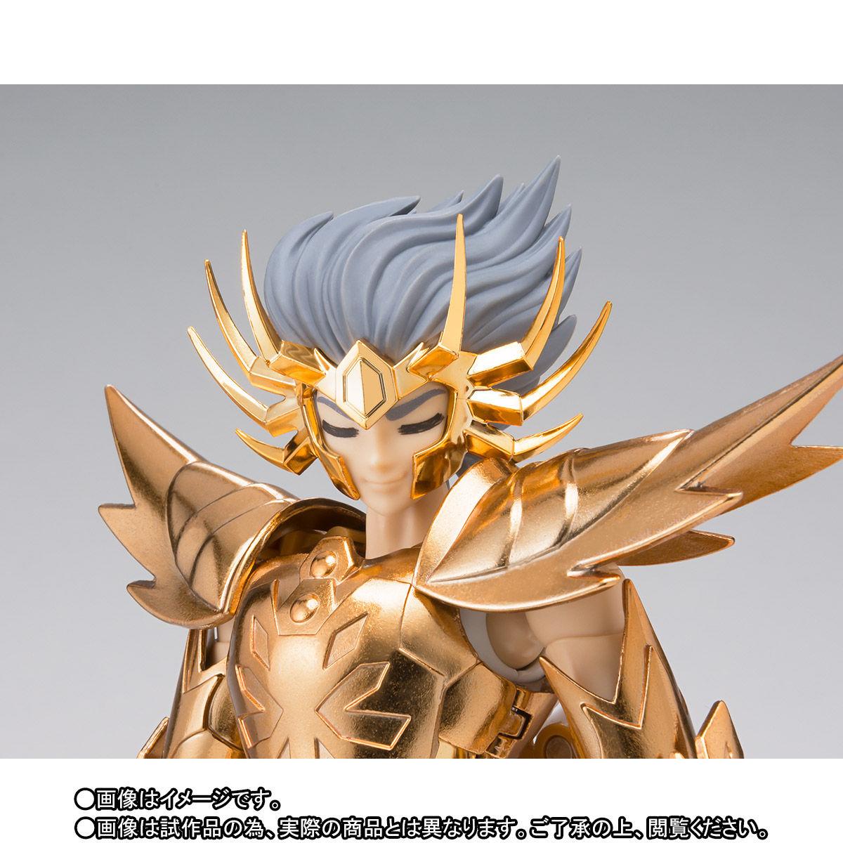 【限定販売】聖闘士聖衣神話EX『キャンサー デスマスク ~ORIGINAL COLOR EDITION~』可動フィギュア-007