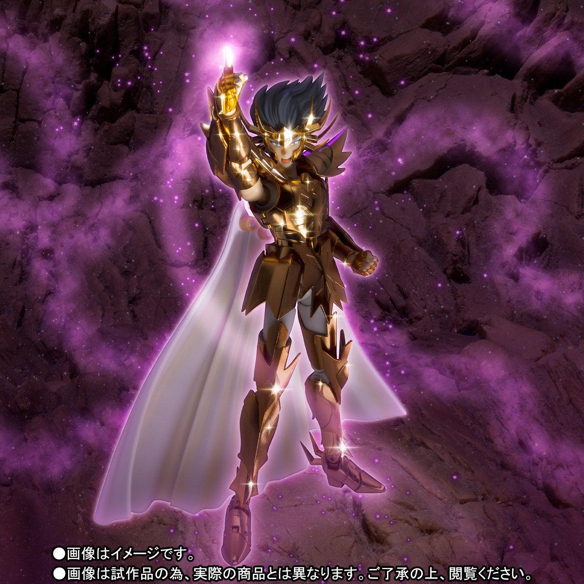 【限定販売】聖闘士聖衣神話EX『キャンサー デスマスク ~ORIGINAL COLOR EDITION~』可動フィギュア-009