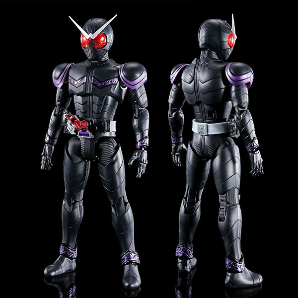 【限定販売】Figure-rise Standard『仮面ライダージョーカー』仮面ライダーW プラモデル