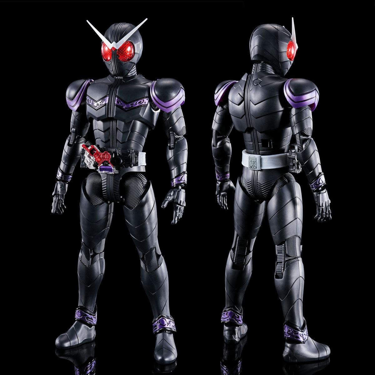 【限定販売】Figure-rise Standard『仮面ライダージョーカー』仮面ライダーW プラモデル-002