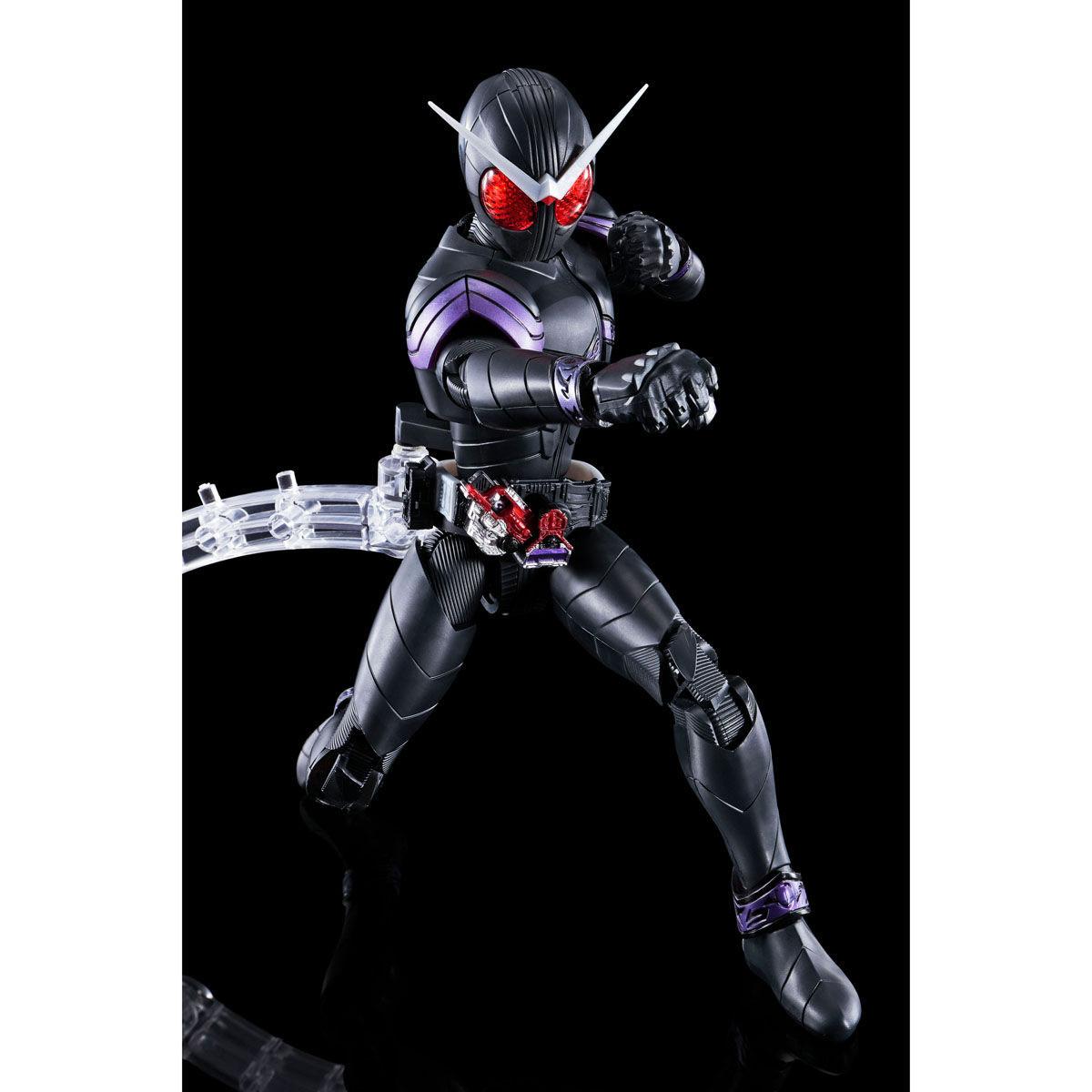 【限定販売】Figure-rise Standard『仮面ライダージョーカー』仮面ライダーW プラモデル-004