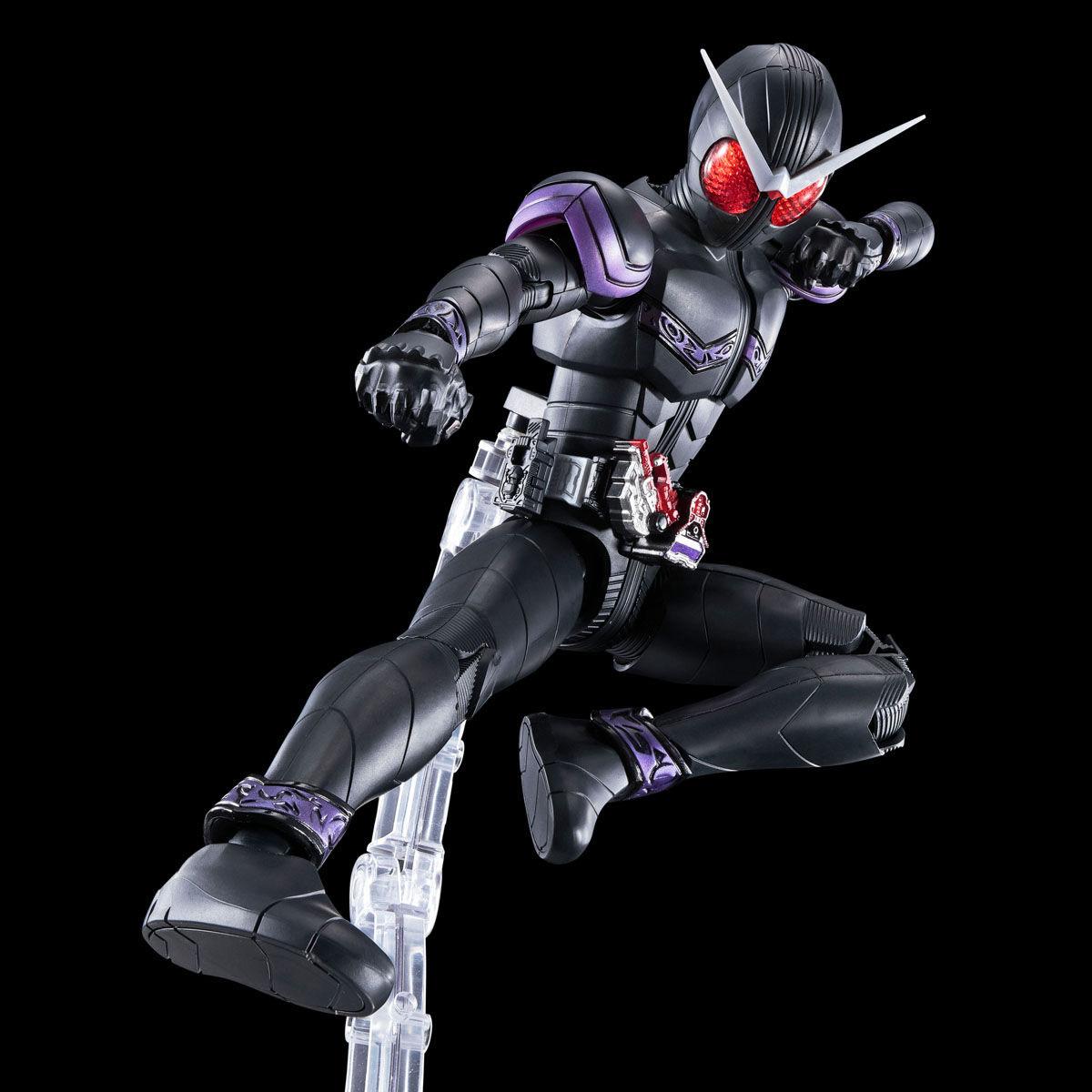 【限定販売】Figure-rise Standard『仮面ライダージョーカー』仮面ライダーW プラモデル-005