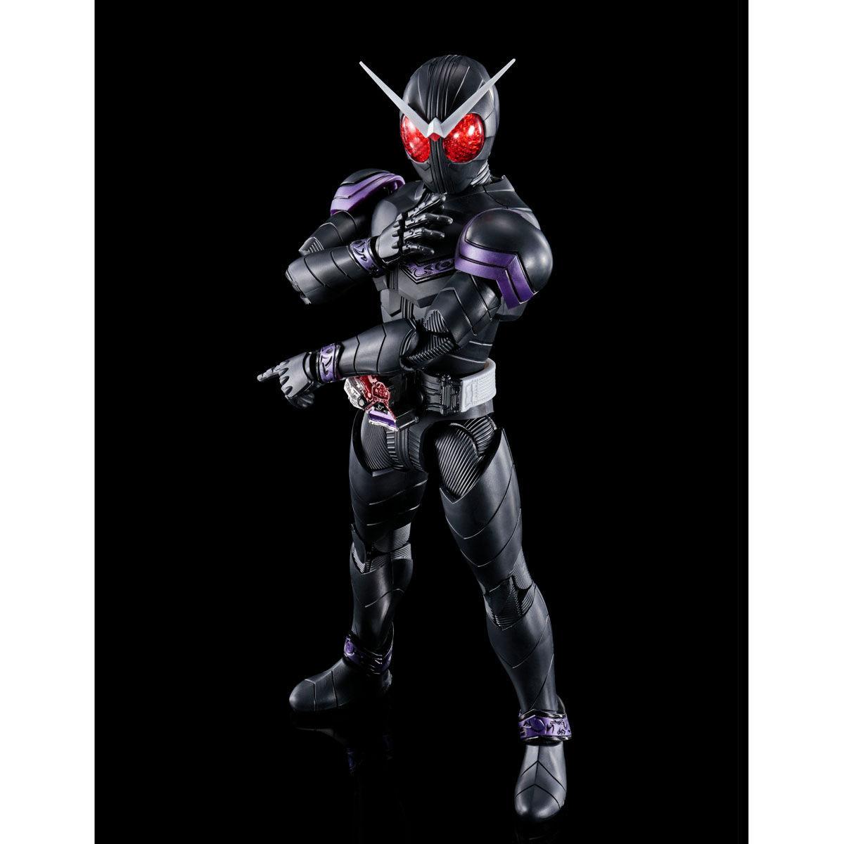 【限定販売】Figure-rise Standard『仮面ライダージョーカー』仮面ライダーW プラモデル-006