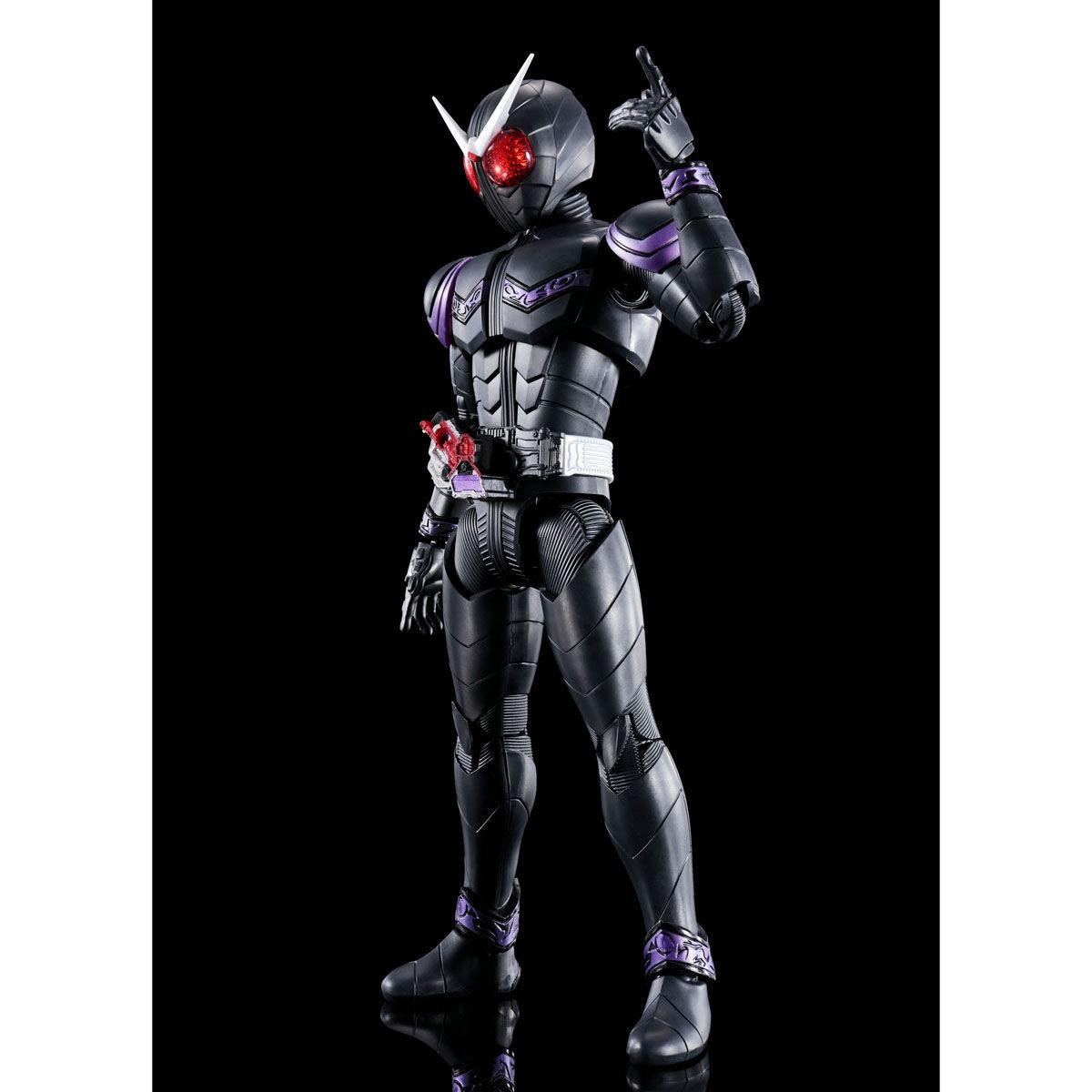 【限定販売】Figure-rise Standard『仮面ライダージョーカー』仮面ライダーW プラモデル-007