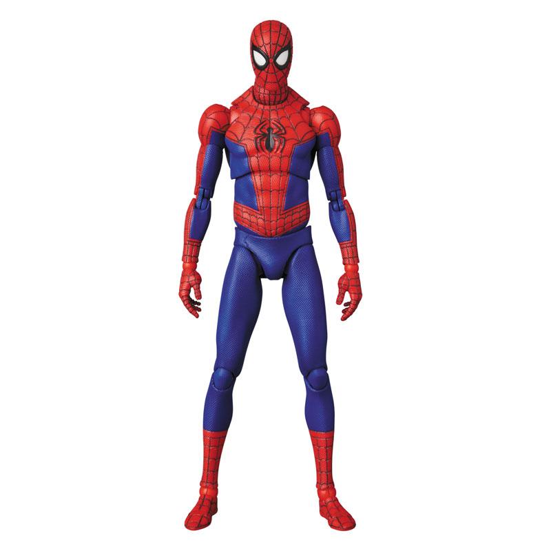 マフェックス No.109 MAFEX『スパイダーマン(ピーター・B・パーカー/Peter B. Parker)』Spider-Man: Into the Spider-Verse アクションフィギュア-004