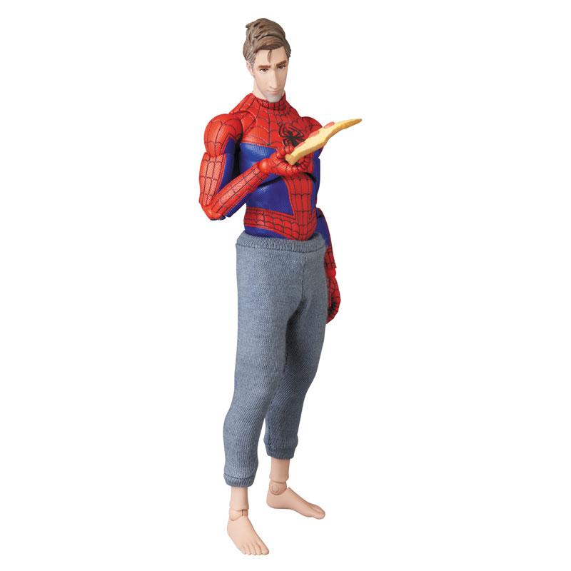 マフェックス No.109 MAFEX『スパイダーマン(ピーター・B・パーカー/Peter B. Parker)』Spider-Man: Into the Spider-Verse アクションフィギュア-009