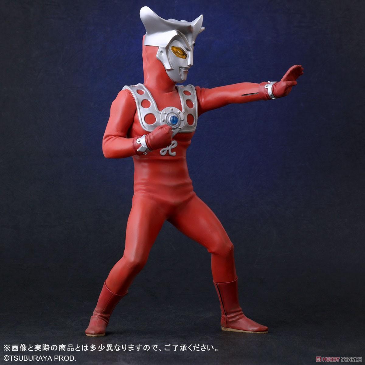 大怪獣シリーズ『ウルトラマンレオ Ver.2』完成品フィギュア-004