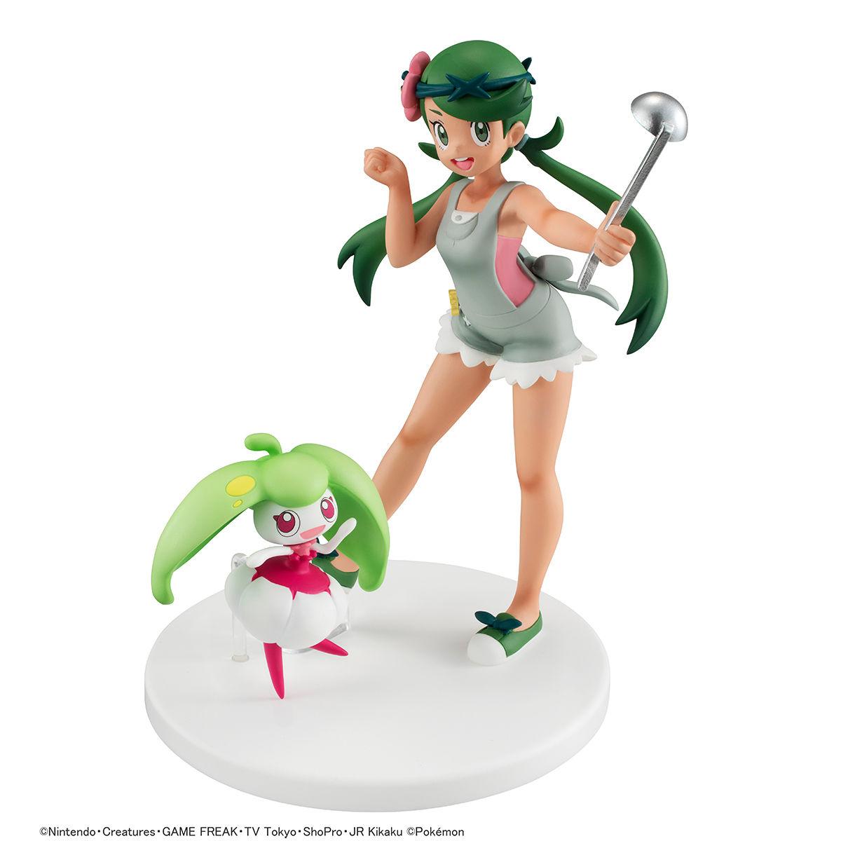 G.E.M.シリーズ『マオ&アママイコ』ポケットモンスター 完成品フィギュア-002