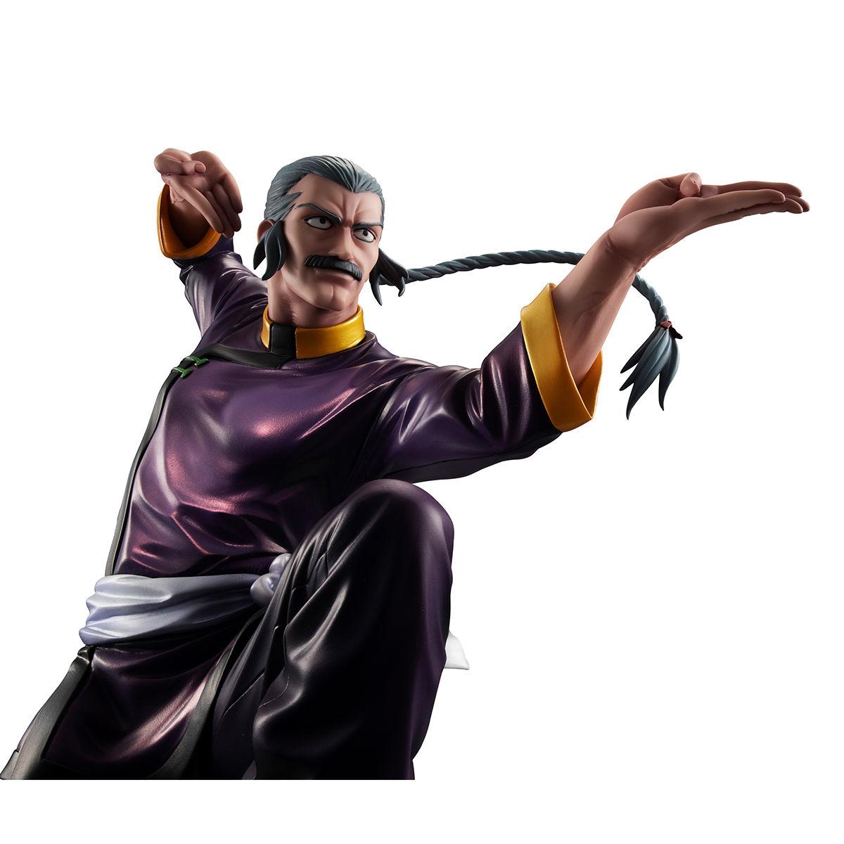 GGG『マスターアジア』機動武闘伝Gガンダム 完成品フィギュア-008