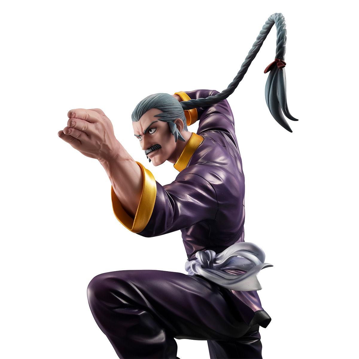 GGG『マスターアジア』機動武闘伝Gガンダム 完成品フィギュア-009