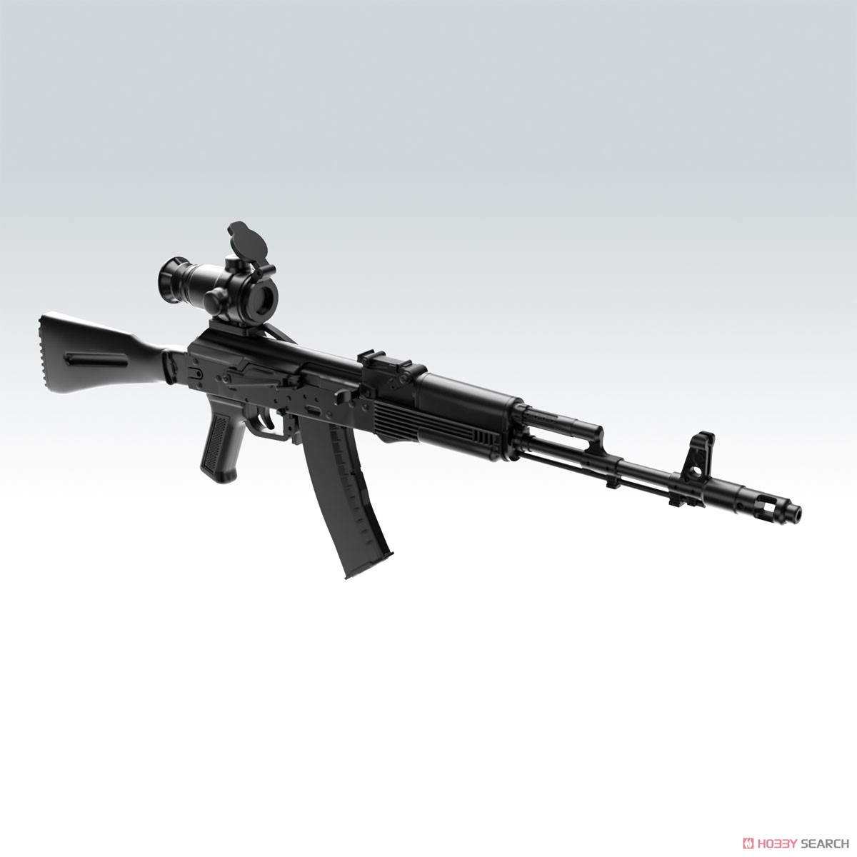 リトルアーモリー LA060『AK74Mタイプ』1/12 プラモデル-006