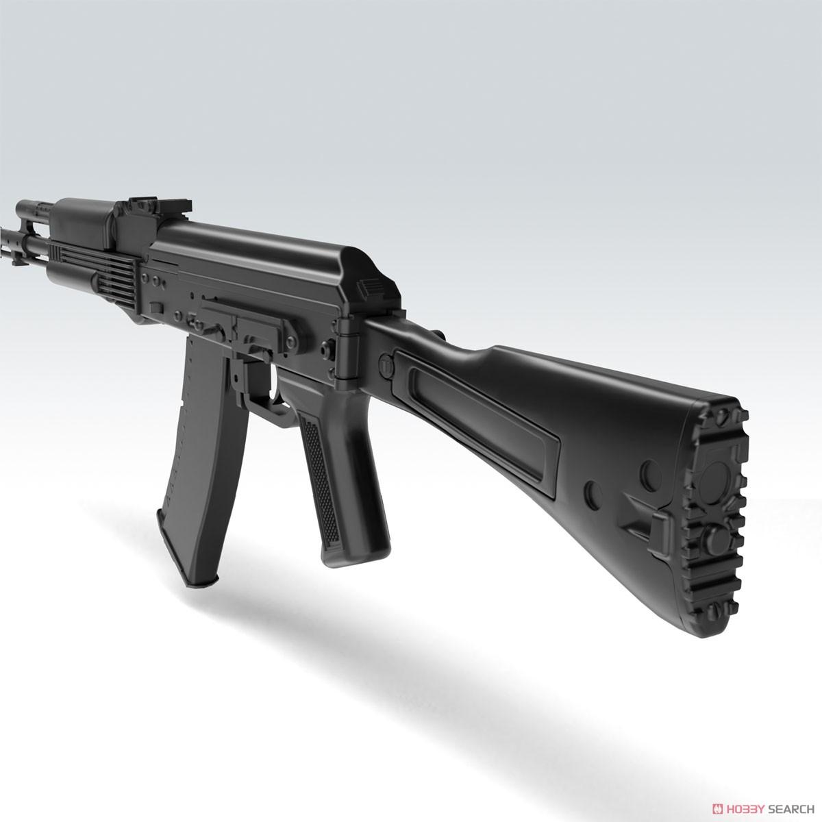リトルアーモリー LA060『AK74Mタイプ』1/12 プラモデル-007