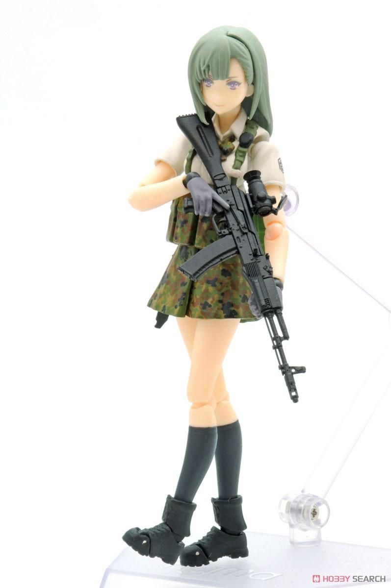 リトルアーモリー LA060『AK74Mタイプ』1/12 プラモデル-011
