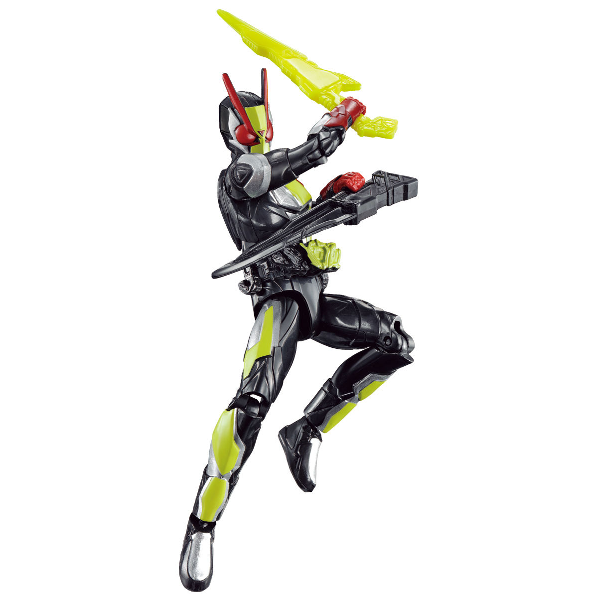 RKF『仮面ライダーゼロツー』可動フィギュア-002