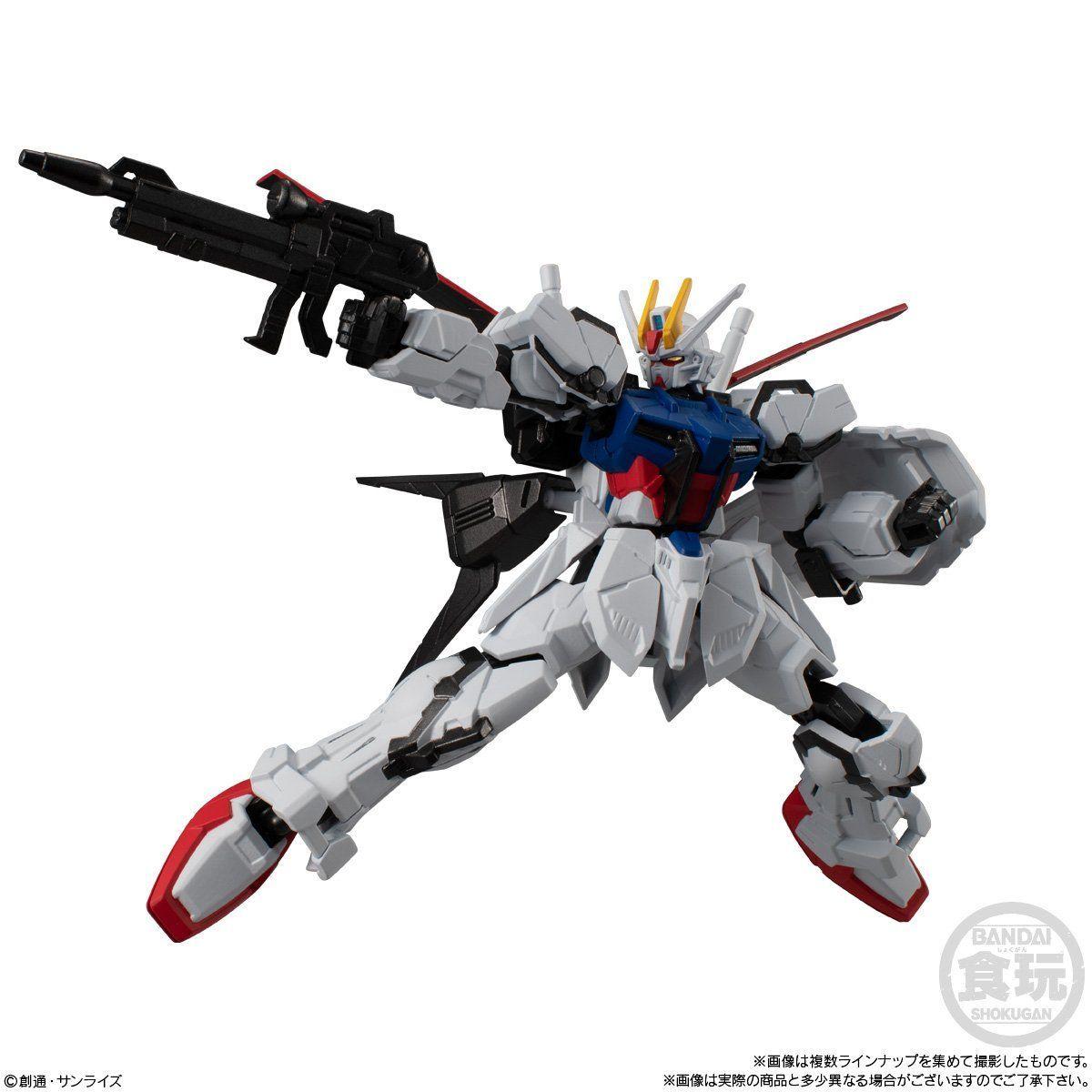 【食玩】機動戦士ガンダム『Gフレーム10』可動フィギュア 10個入りBOX-006