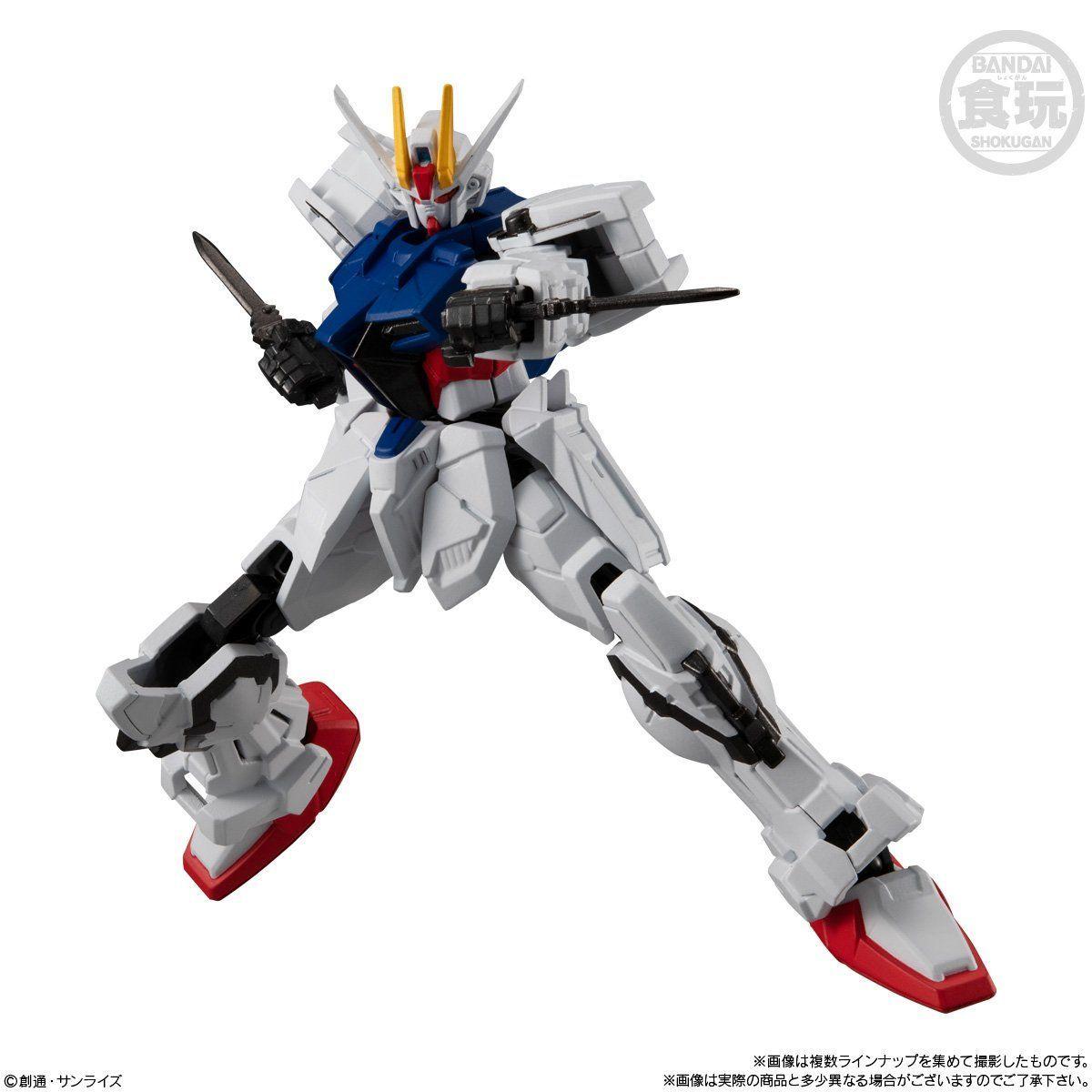 【食玩】機動戦士ガンダム『Gフレーム10』可動フィギュア 10個入りBOX-009