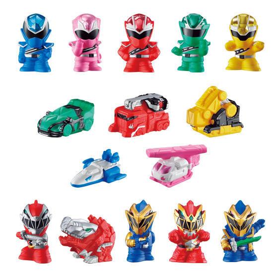 【食玩】魔進戦隊キラメイジャー『スーパー戦隊キッズ』20個入りBOX