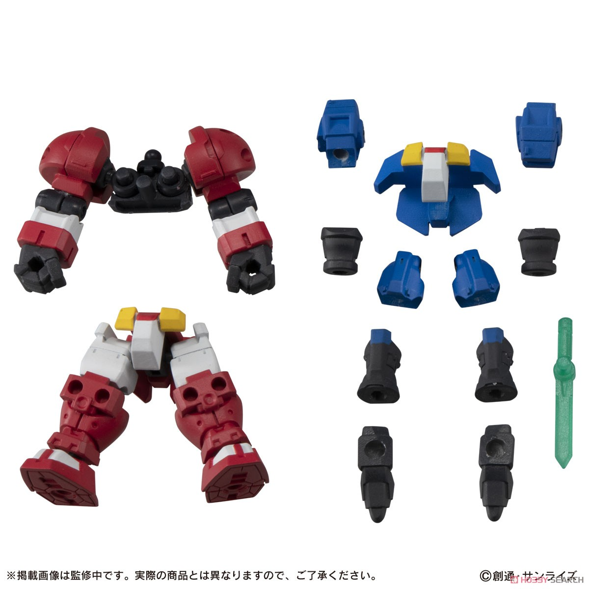 機動戦士ガンダム『MOBILE SUIT ENSEMBLE 14』10個入りBOX-004