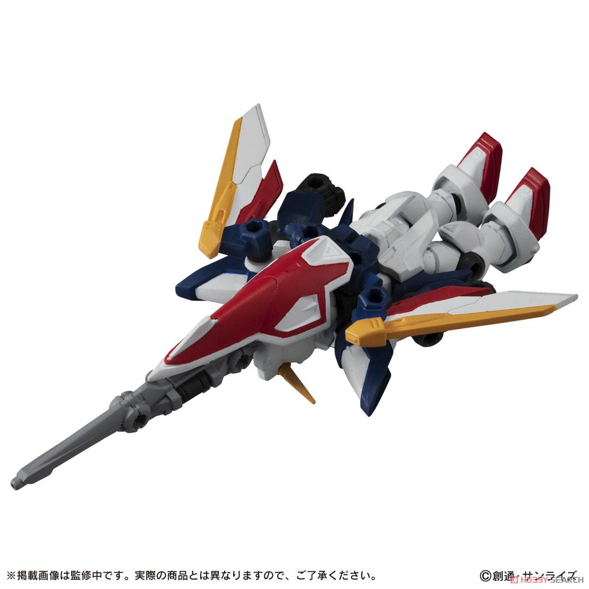 機動戦士ガンダム『MOBILE SUIT ENSEMBLE 14』10個入りBOX-006