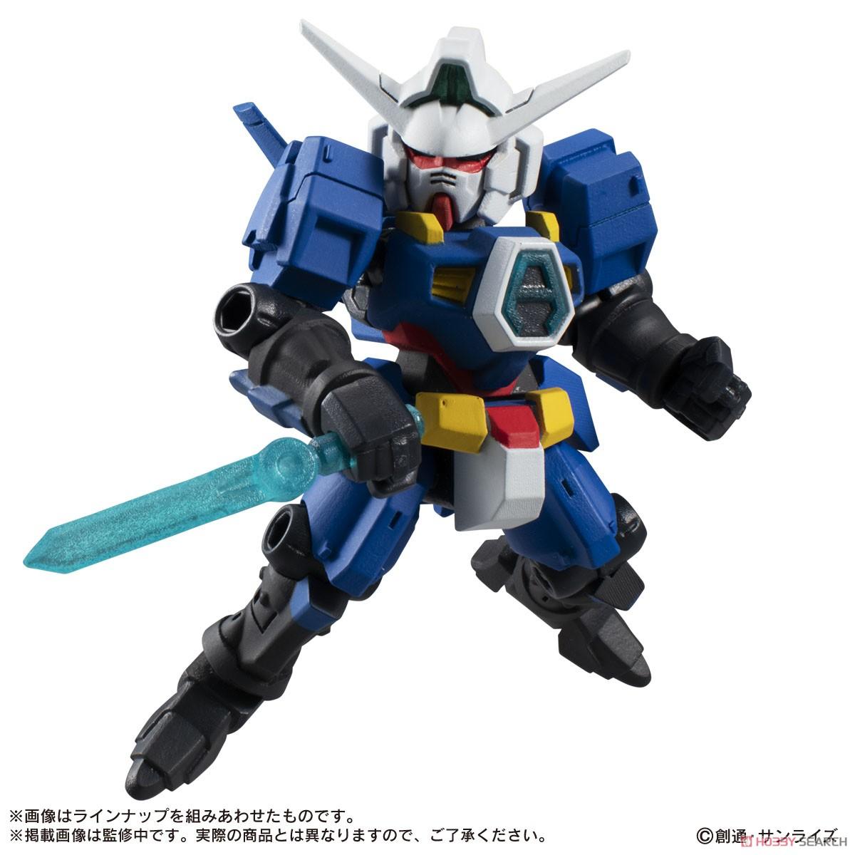 機動戦士ガンダム『MOBILE SUIT ENSEMBLE 14』10個入りBOX-011