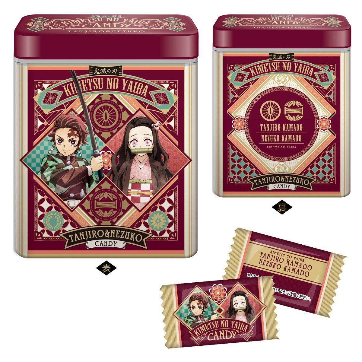 【食玩】『鬼滅の刃 CANDY缶コレクション2』12個入りBOX-001