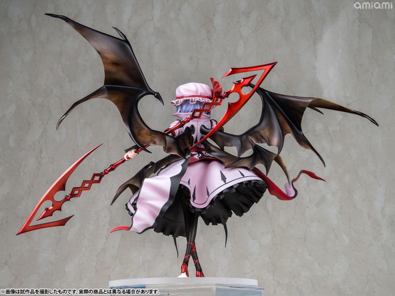 【再販】東方Project『レミリア・スカーレット 紅魔城伝説版』完成品フィギュア-027
