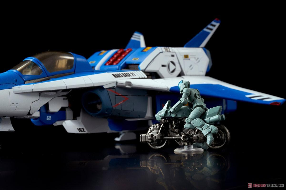 RIOBOT『AFC-01H レギオス・エータ』機甲創世記モスピーダ 1/48 可変可動フィギュア-012