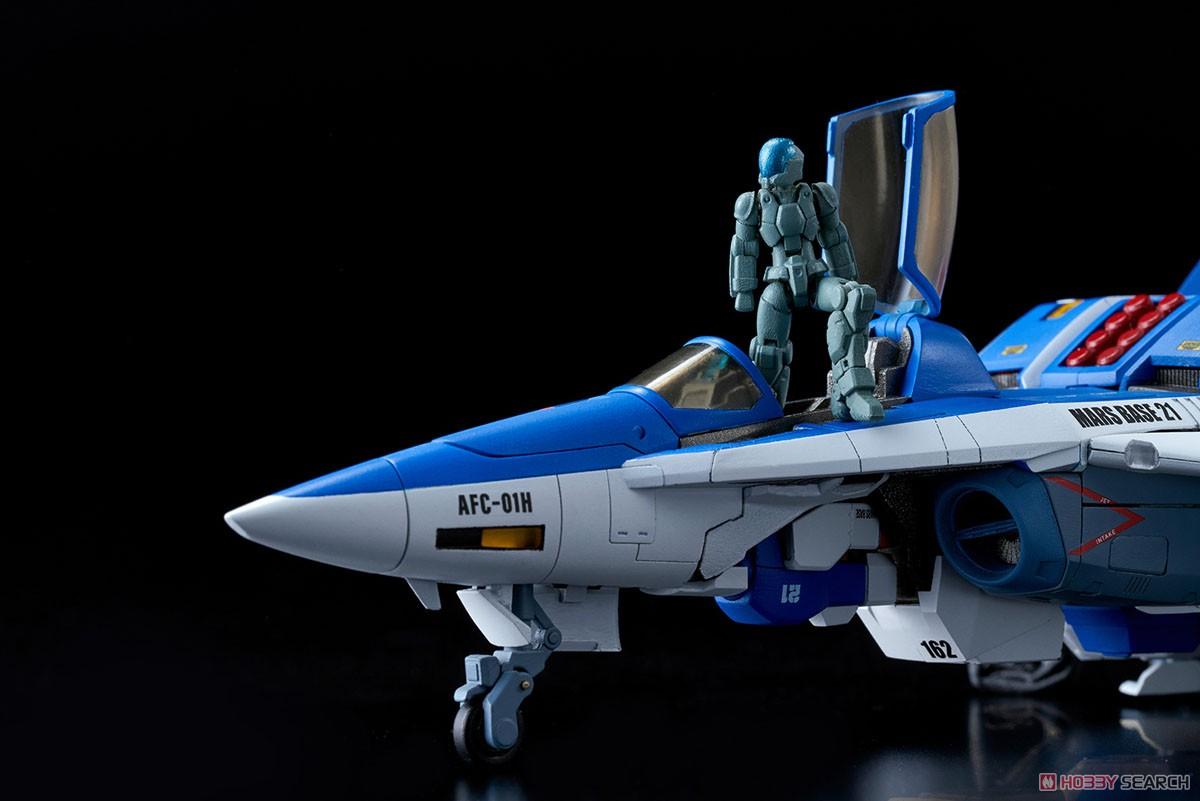 RIOBOT『AFC-01H レギオス・エータ』機甲創世記モスピーダ 1/48 可変可動フィギュア-013