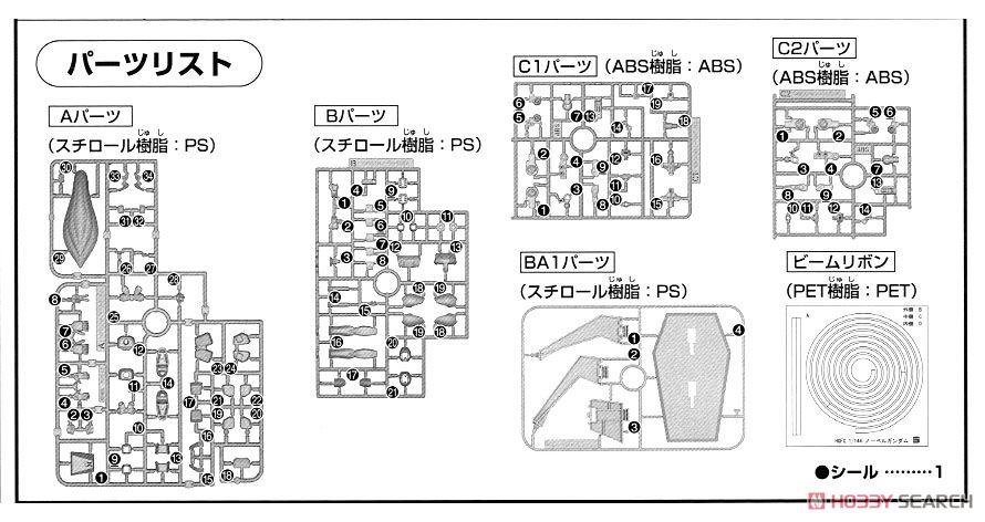 【再販】HGFC 1/144『ノーベルガンダム』機動武闘伝Gガンダム プラモデル-015