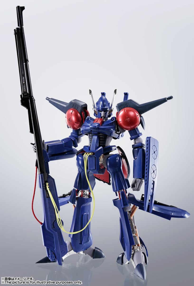 HI-METAL R『バッシュ』重戦機エルガイム 可動フィギュア-001