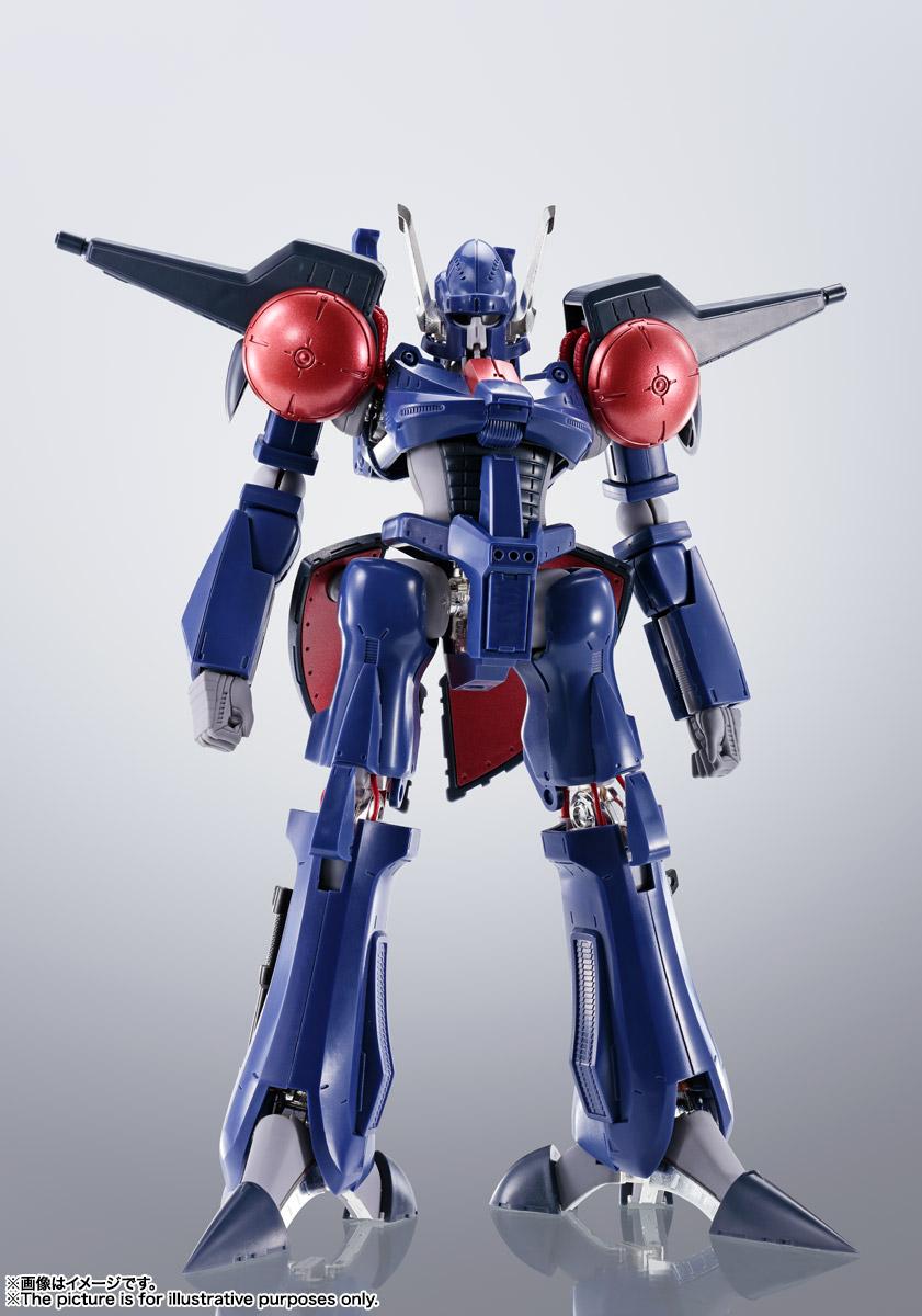 HI-METAL R『バッシュ』重戦機エルガイム 可動フィギュア-002
