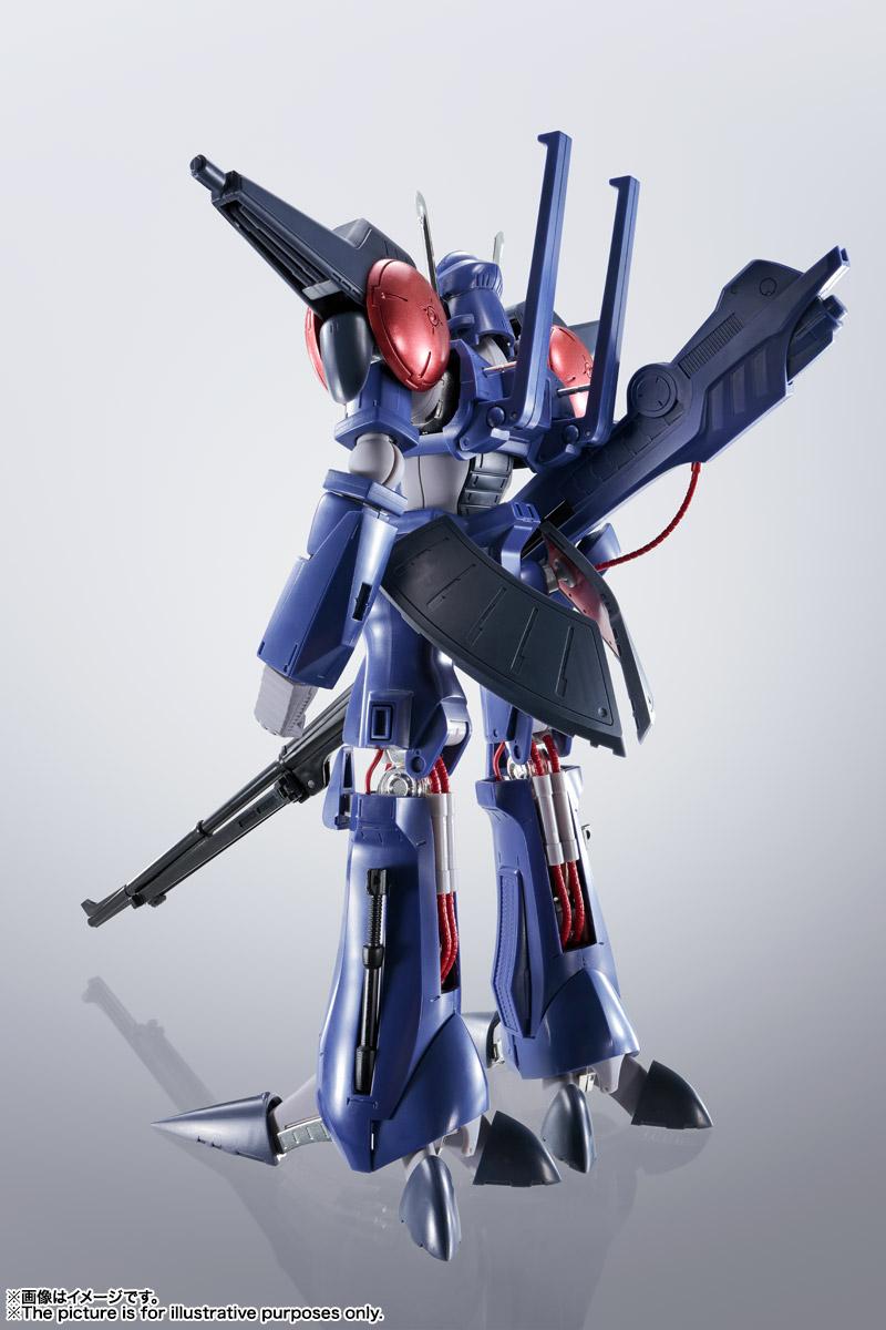HI-METAL R『バッシュ』重戦機エルガイム 可動フィギュア-004