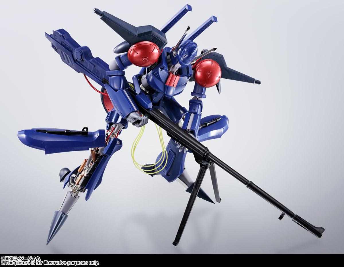 HI-METAL R『バッシュ』重戦機エルガイム 可動フィギュア-005